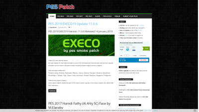 www pes patch com