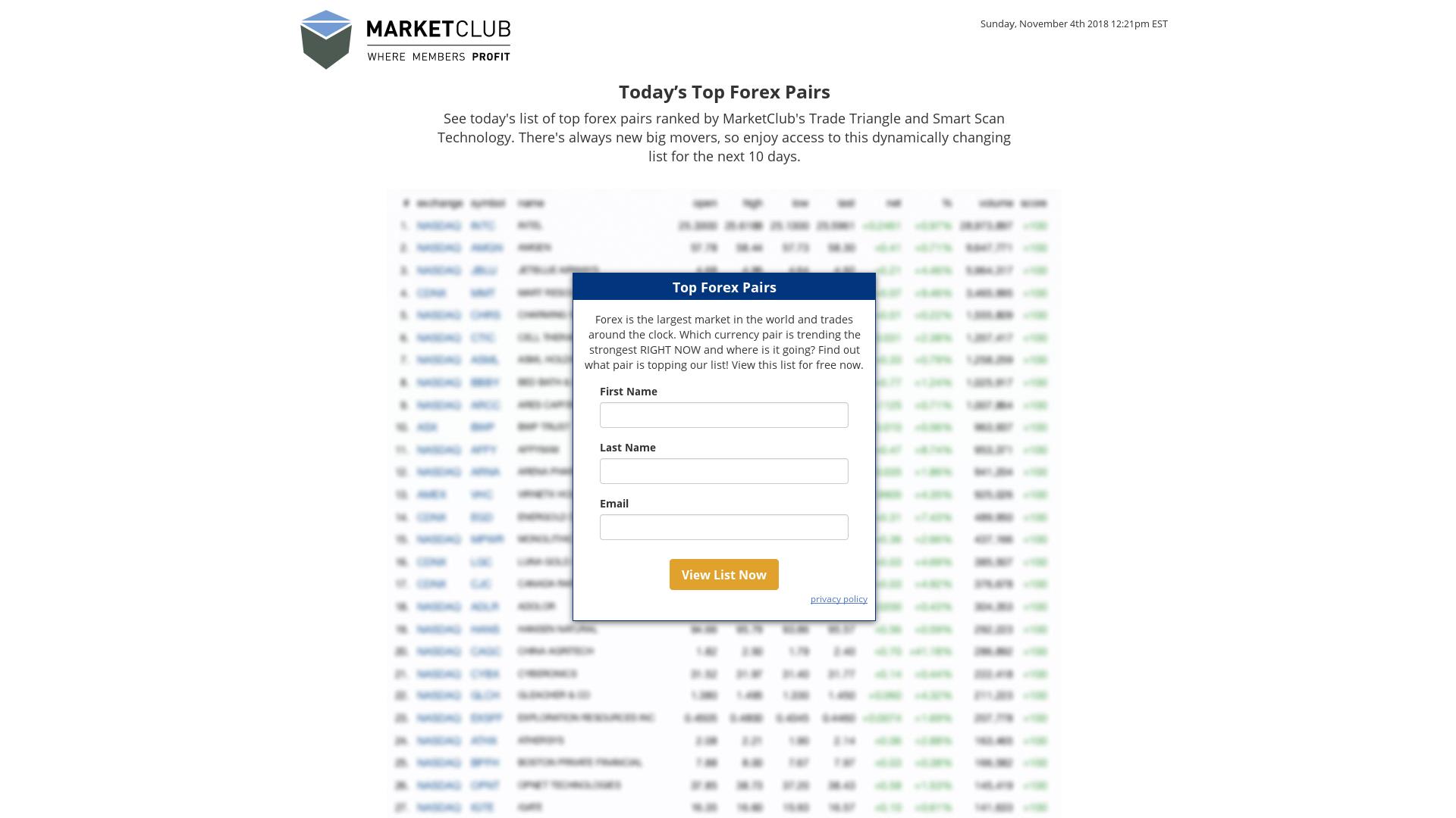 Forexclub.com